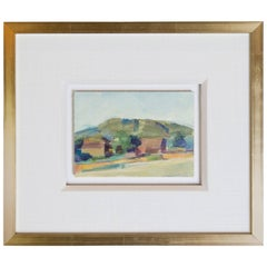 Original Oil Landscape Painting by Charles Field