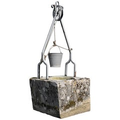 Antique Well from the 18th Century from France