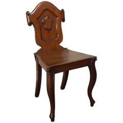 Biedermeier Mahogany Children's Chair, circa 1840