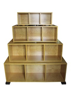 Onda Quadra Bookcase by Mario Bellini