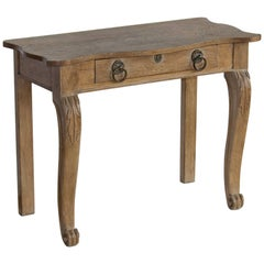 Antique English Console Table