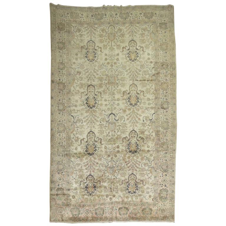 Antique Persian Ferehan Carpet
