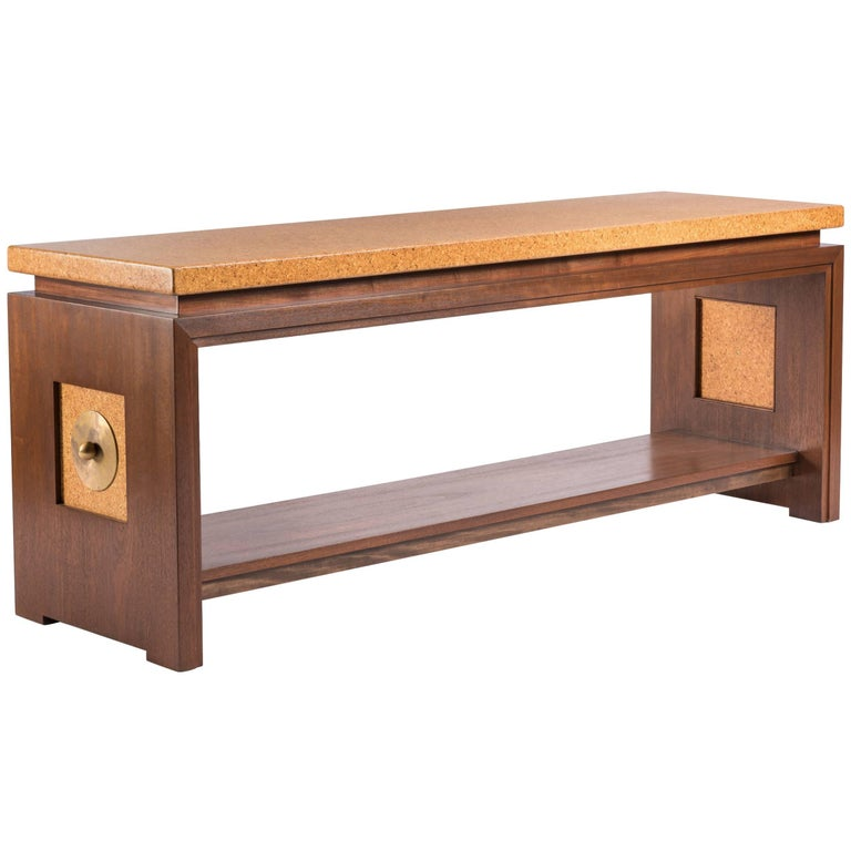 Rare Paul Frankl Console Table 1