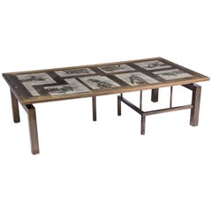 """Medici"" Coffee Table by Philip and Kelvin LaVerne"