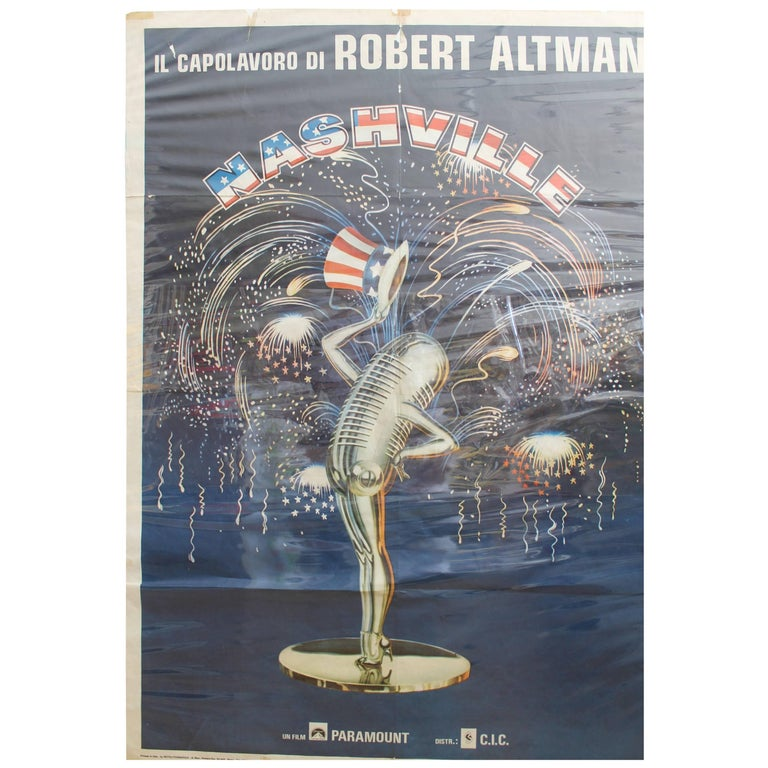 Nashville Altman Poster