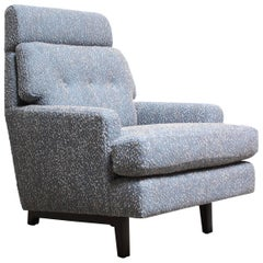 Edward Wormley for Dunbar Mahogany Lounge Chair