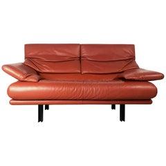 Alanda Two-Seat Sofa by Paolo Piva for B&B Italia