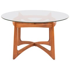 Adrian Pearsall Solid Walnut Dining Table