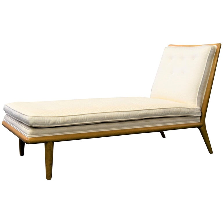 Robsjohn-Gibbings Chaise Lounge for Widdicomb 1