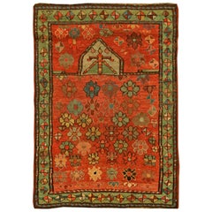 Caucasian Antique Rug
