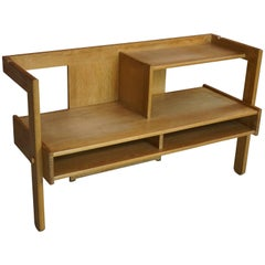 """French Design Cabinet of the 1950s by Guillerme and Chambron for """"Votre Maison"""""""