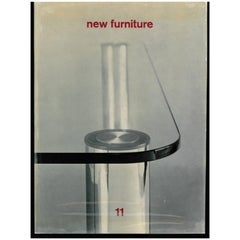 """New Furniture 11"" Book"