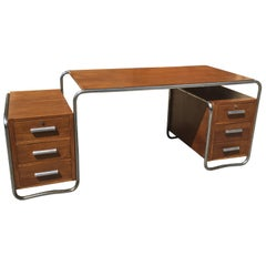 Desk Attributed to Marcel Breuer