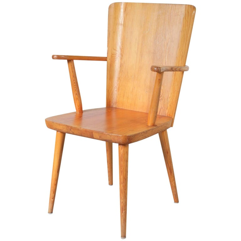 Chair Model 510 by Goran Malmvall for Karl Andersson & Son, Denmark, 1930-1940 For Sale