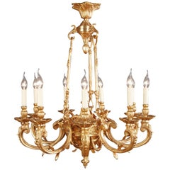 French Chandelier in Louis XIV Style
