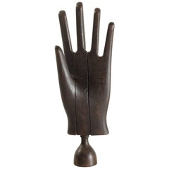 Wooden Glove Stretcher, circa 1890
