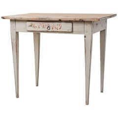 Swedish Folk Art Table
