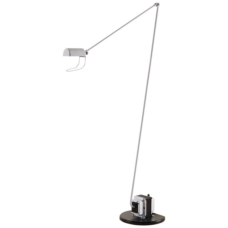 Daphine Terra Floor Lamp by Tommaso Cimini 1