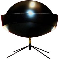 Saturn Desk Lamp by Serge Mouille