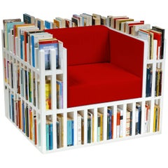 Bookcase Chair, Contemporary Creation