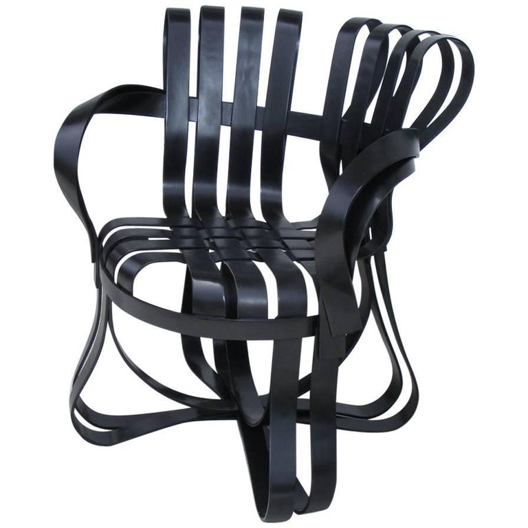 Modern Knoll Frank Gehry Cross Check Armchair (MR15248) 1