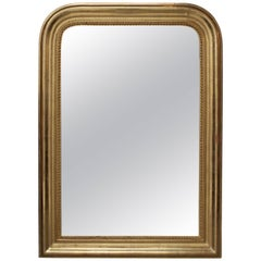 French Gilt Louis Philippe Mirror