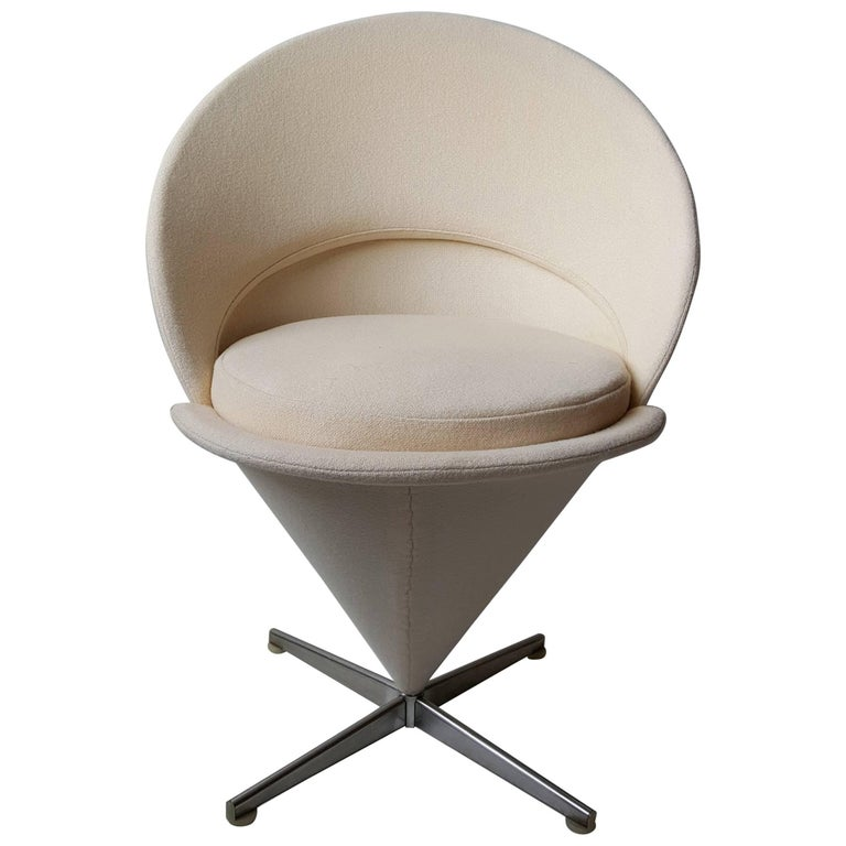 Verner Panton Cone Chair For Sale