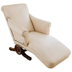 20th Century Chaise Lounge, le Surrepos du Docteur Pascaud