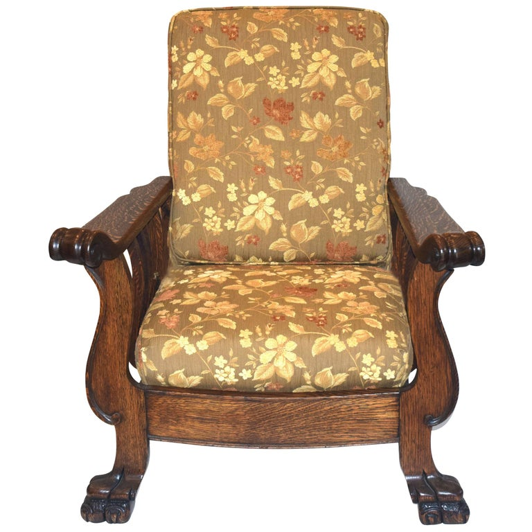 Morris Chair Recliner For Sale At 1stdibs