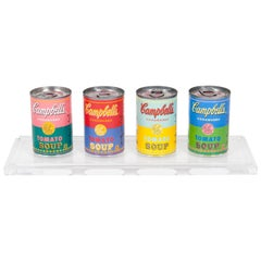 Andy Warhol for Target Limited Edition Campbell Soup Can Display
