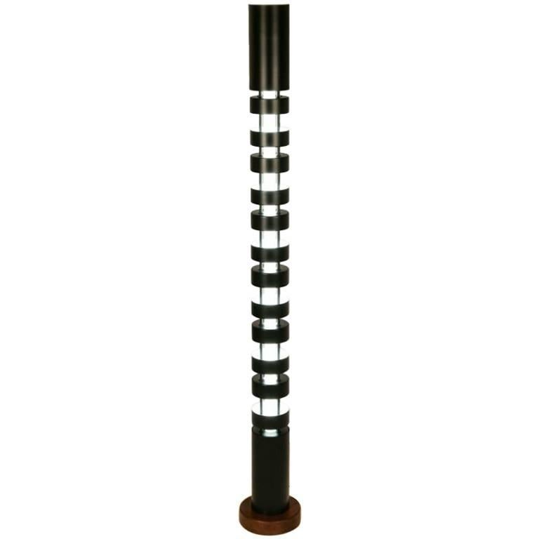Small Totem Floor Lamp by Serge Mouille