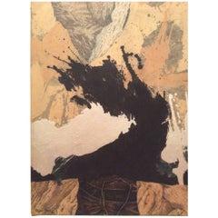 """Painting by Marc JURT """"Furiya IV"""" 1996"""
