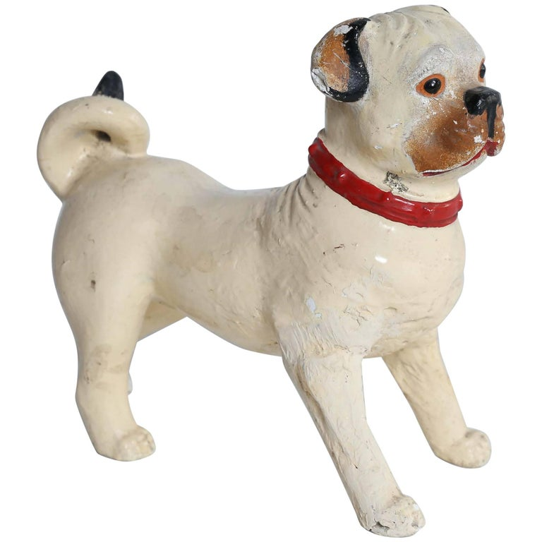 Statue of Pug Dog For Sale