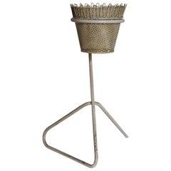 Vintage Metal Flower Stand
