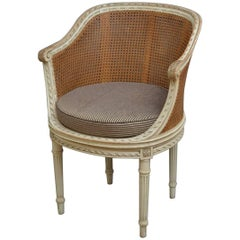 19th Century French Bergere Chair