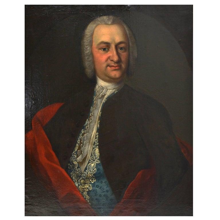 Portrait of a Gentleman by A. Sadeler