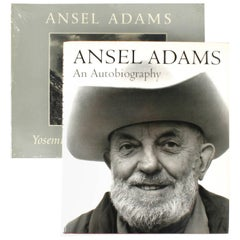 Pair of Books on Ansel Adams, First Edition