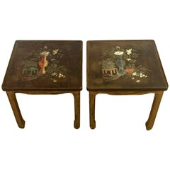Pair of Philip and Kelvin LaVerne Tables