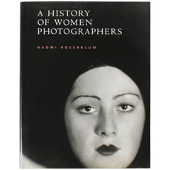"""History of Women Photographers"", Naomi Rosenblum First Edition Pre-Publication"