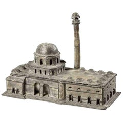 Amazing Model Evoking a Middle East Mosquee, Tunisia, 19th Century