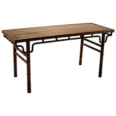 Chinese Painter's Table