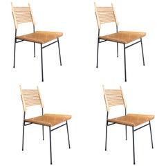 Paul McCobb Shovel Chairs, Set of Four