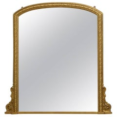 Victorian Mantel Mirrors and Fireplace Mirrors