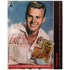 """""""Exit Smiling"""" Book by Morrissey"""