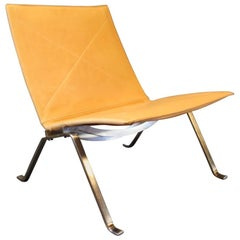 PK22 Easy Chair by Poul Kjærholm, 1970s