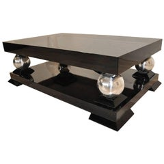 Design Couch Table Art Deco