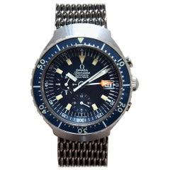 Omega Seamaster 120m Automatic Chronograph 1971 a.K.a. Big Blue