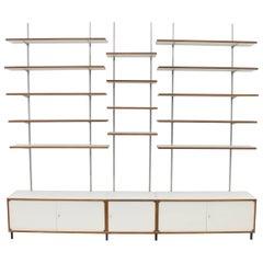 Sideboard and Shelf by Hans Gugelot for Bofinger, Germany, 1965