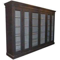 Stunning Victorian Display Cupboard