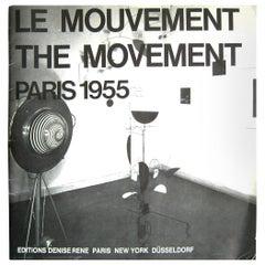 Denise René 1975 Ausstellungskatalog: Le Mouvement 1955